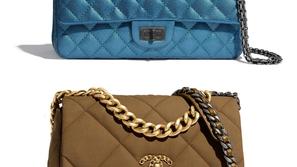 Chanel تعيد طرح حقيبتها الشهيرة 2.55 بشكل جديد: تعرفوا على الفوارق
