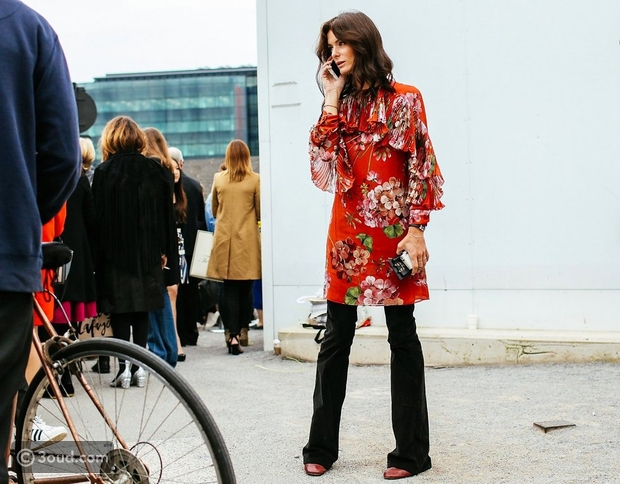 35dcca107 Gucci Rules the Street Style - عود