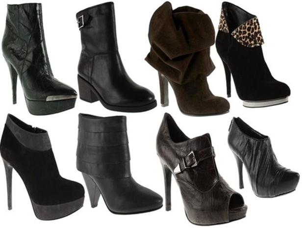 اختاري حذاء الAnkle Boot