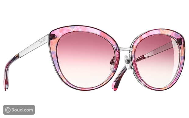1b8962a14 مجموعة نظارات شانيل لربيع صيف 2016 - عود