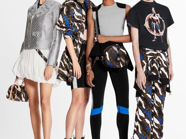 Louis Vuitton تصدر مجموعة أزياء للعبة League of Legends