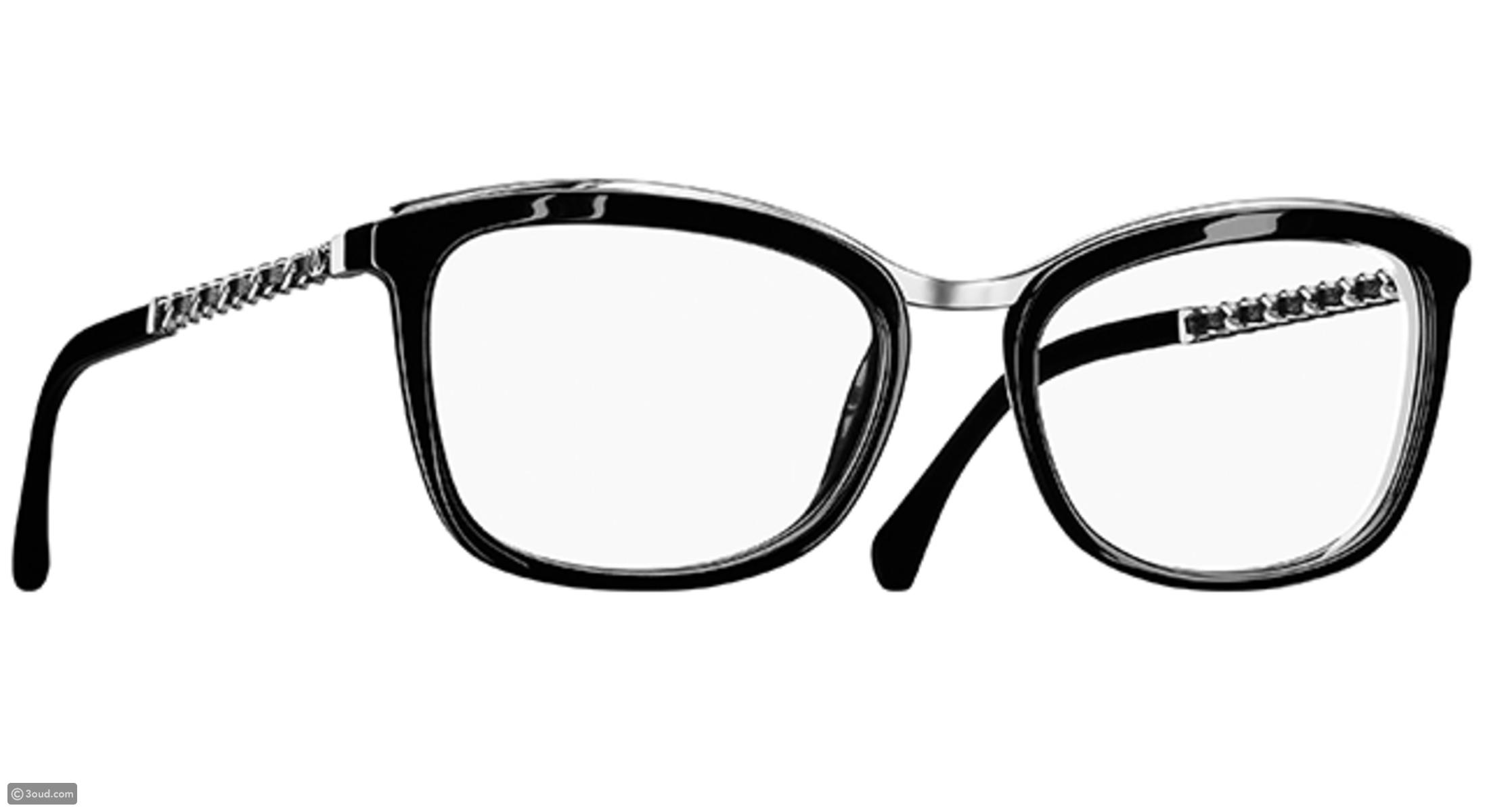 2fae3b907 تعرفي على موديلات النظارات الطبية من شانيل - عود