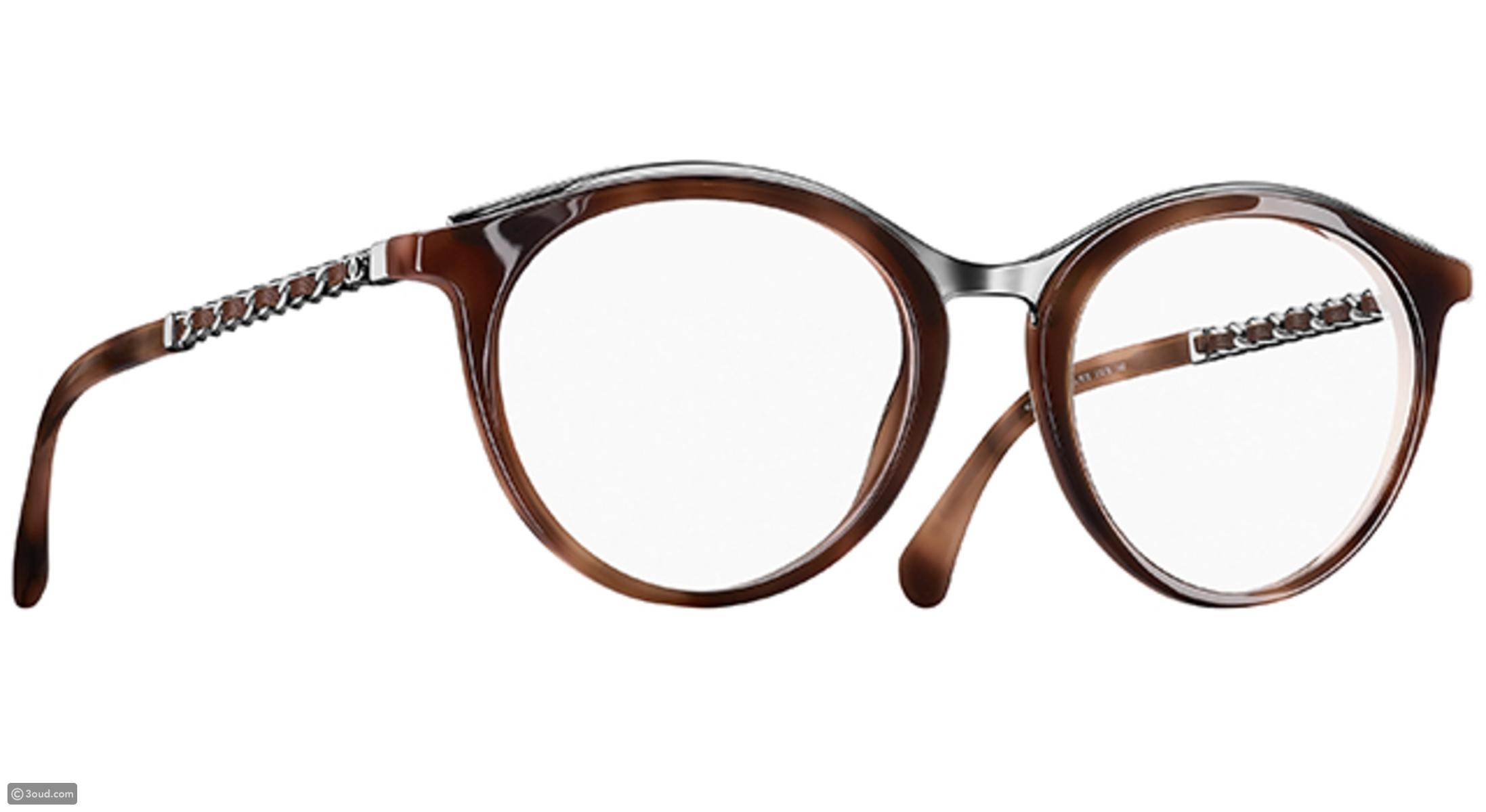 cdd984624 تعرفي على موديلات النظارات الطبية من شانيل - عود