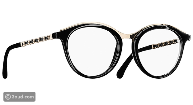 4917a76a8 تعرفي على موديلات النظارات الطبية من شانيل - عود