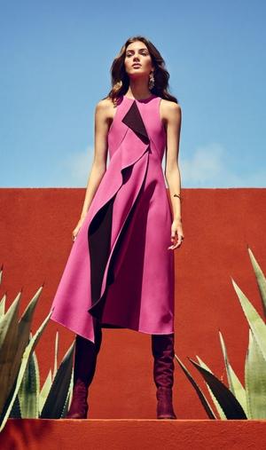 أزياء خريفية ملونة بأز...