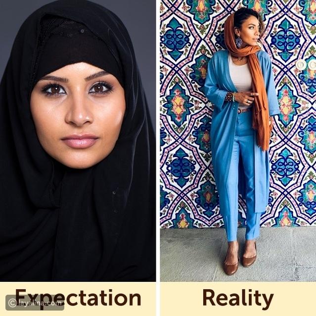 هذا ما ترتديه النساء حقاً من حول العالم - ليالينا