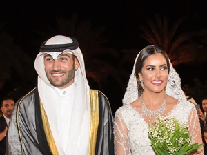 A fairy tale Dubai Wedding