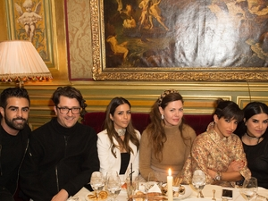 3oud.com's First Dinner during Paris Fashion Week