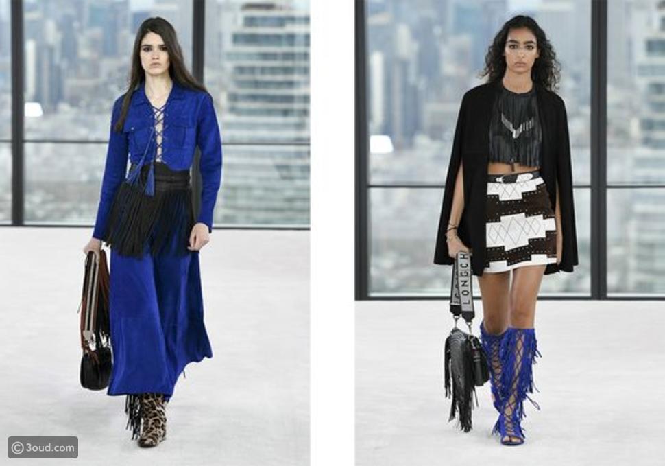الشراريب موضة أزياء Longchamp الأبرز لصيف 2019!