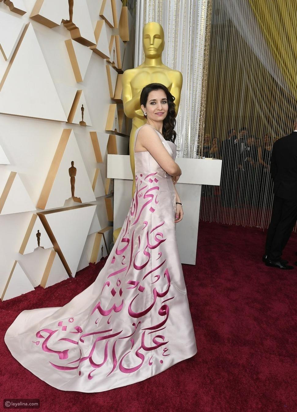 8 فساتين لمصممي أزياء عرب في حفل أوسكار 2020