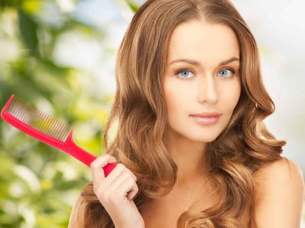 زيوت لتحفيز نمو الشعر وكثافته