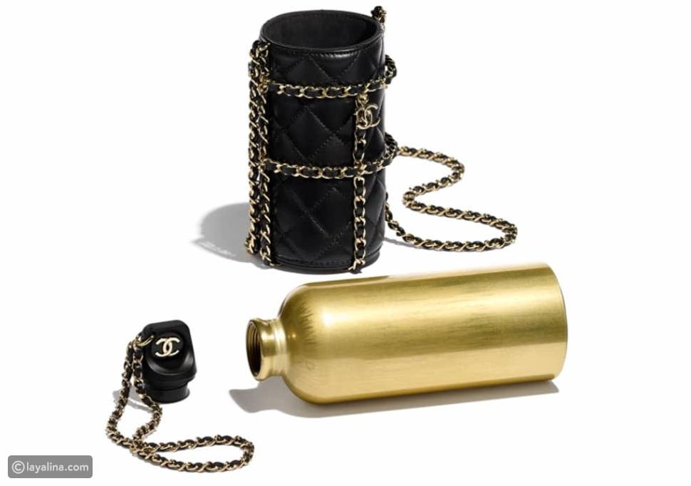 Chanel تصدر زجاجة مياه جديدة بأكثر من 4 آلاف جنيه استرليني