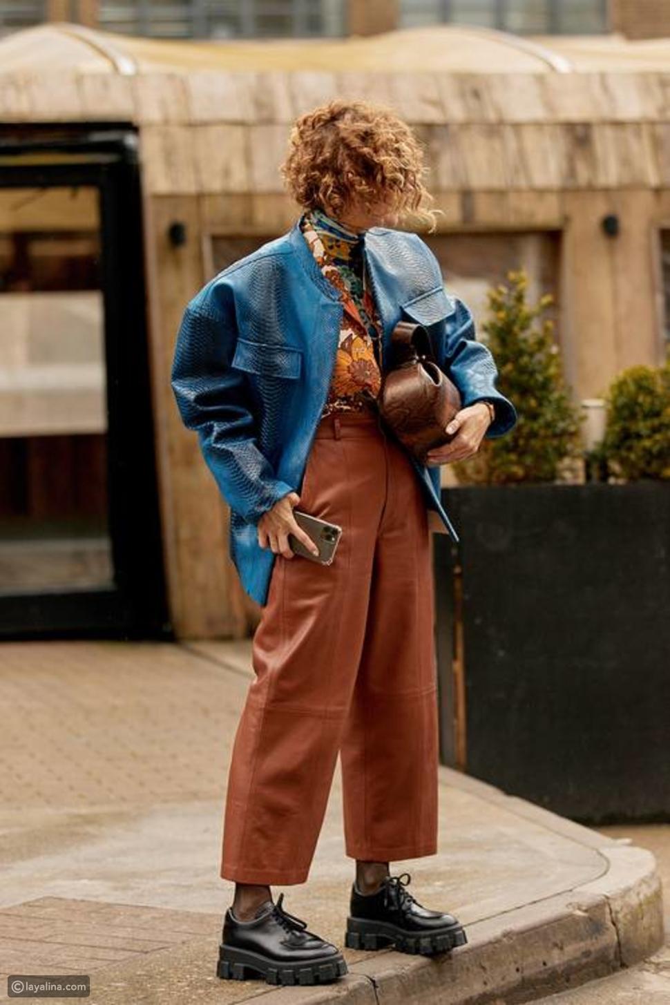 7 قطع أساسية انتشرت في شوارع لندن خلال أسبوع الموضة