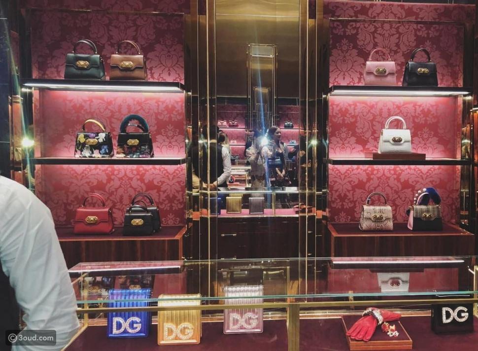 عرض لدولتشي آند غابانا في دبي
