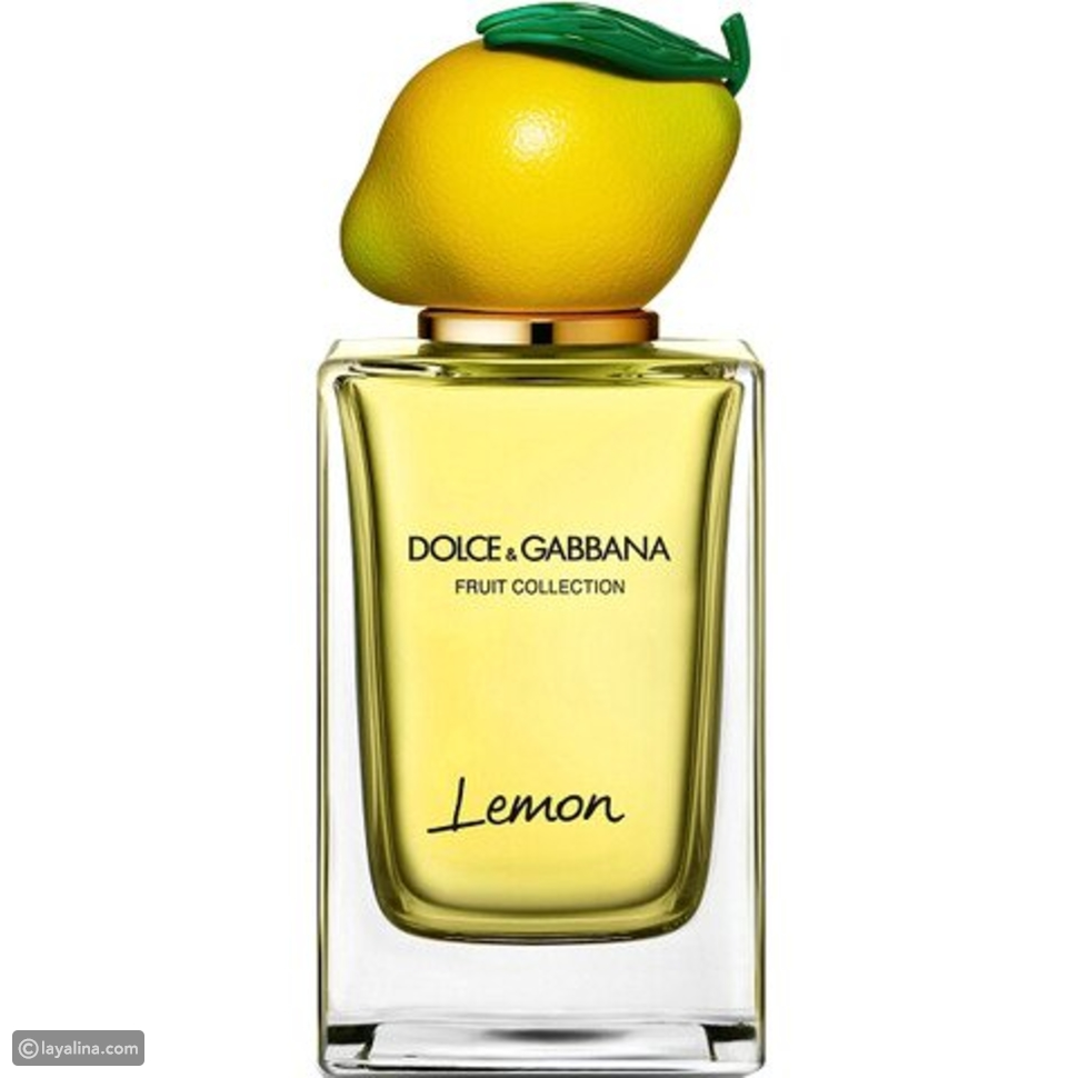 عطر جديد من Dolce & Gabbana برائحة الفواكه الحمضية