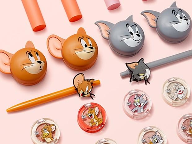 مجموعة مكياج جديدة تحت شعار Tom & Jerry