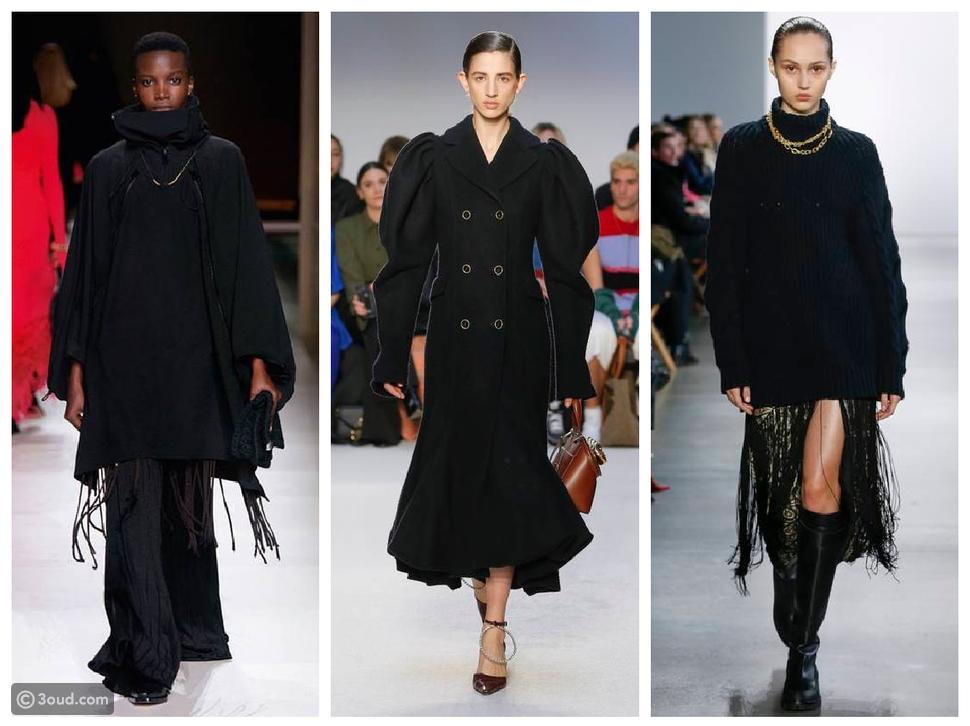 9 ألوان لأزياء خريف وشتاء 2020