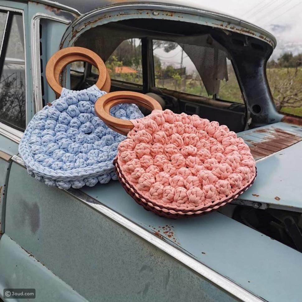 مجموعة حقائب من مارينا هارولوفا تليق بإطلالتك الرمضانية