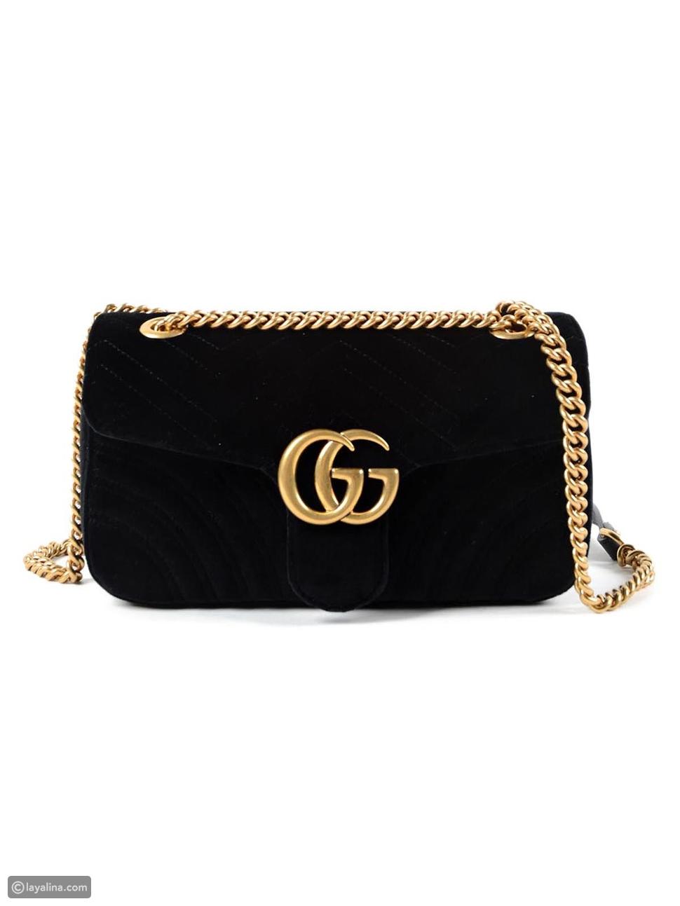 تعرفي على الفروق بين مجموعة Gucci GG Marmont 2.0 الجديدة والقديمة