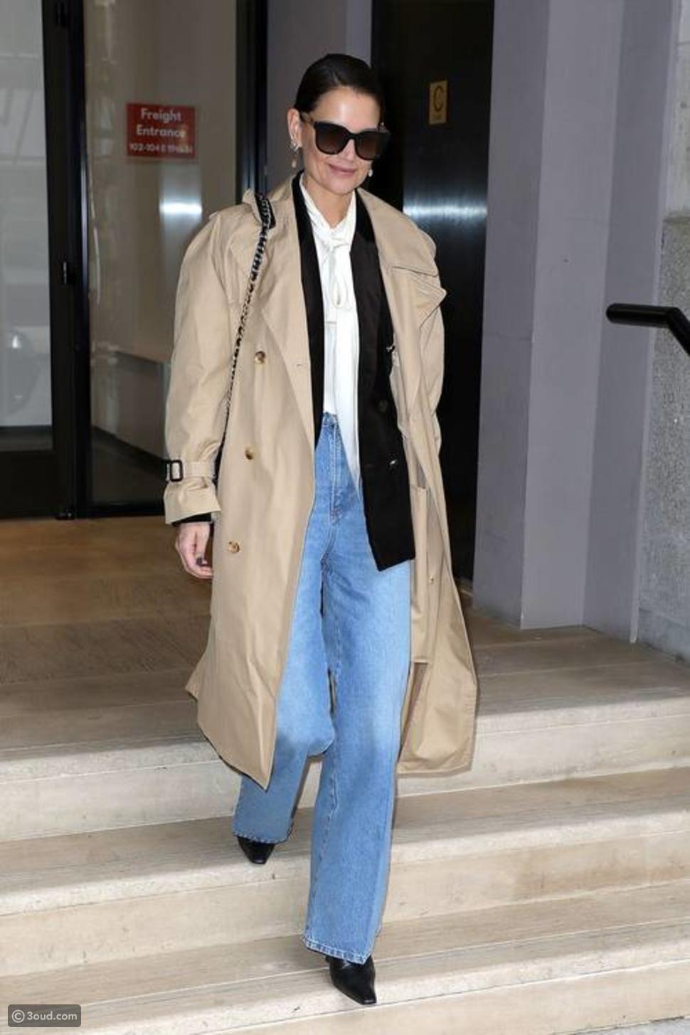 ارتدي Flared Jeans على طريقة المشاهير