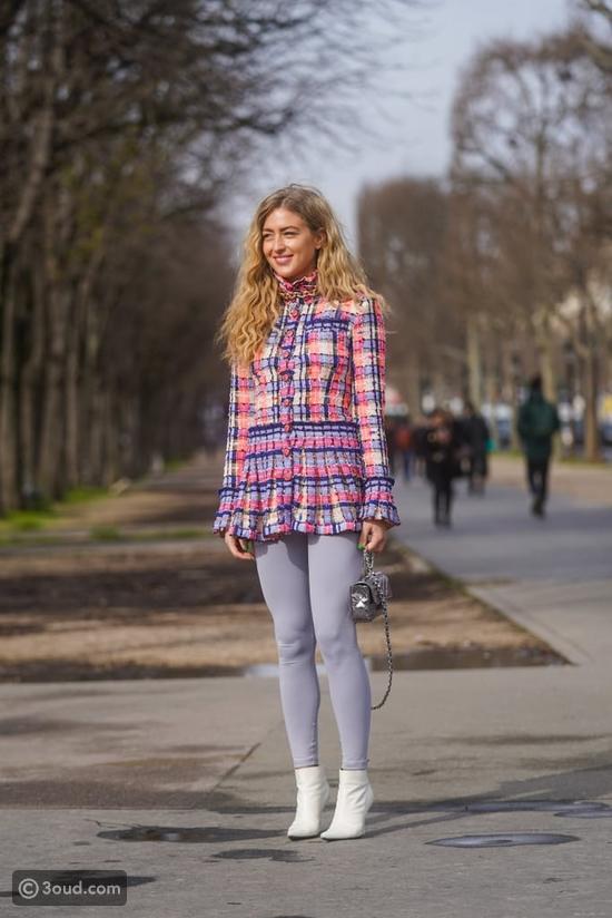 7 طرق لارتداء أحذية الكاحل