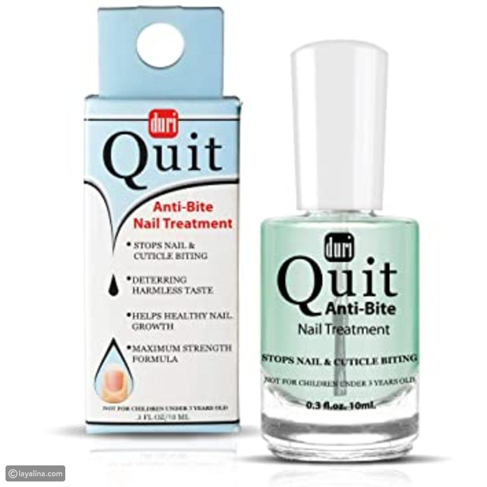5 منتجات تساعدك على التوقف عن قضم أظافرك