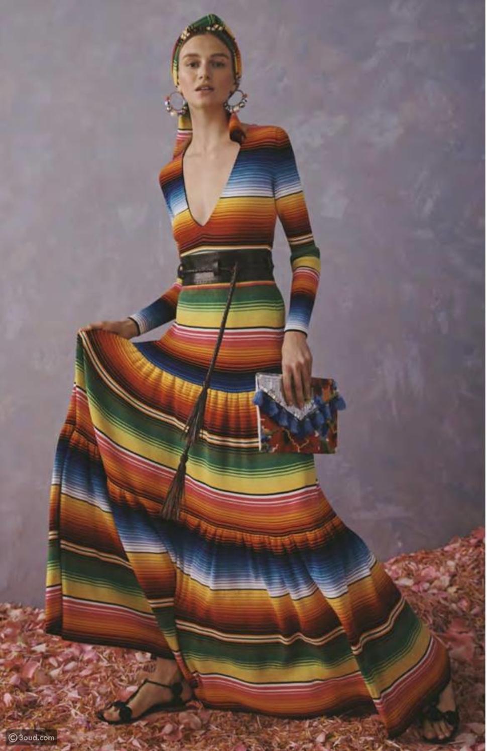الحكومة المكسيكية غاضبة من المصممة كارولينا هيريرا والسبب؟