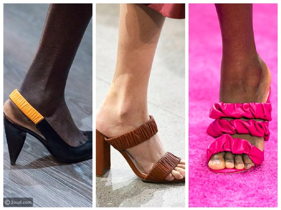 هذه الأحذية ستلقى رواجا في الأشهر القليلة المقبلة