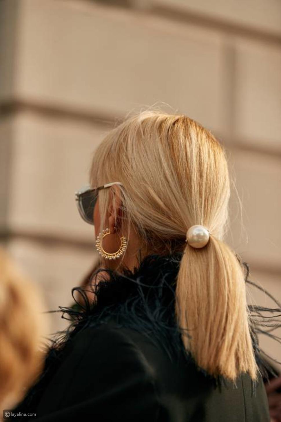 تسريحات شعر مميزة لربيع 2020
