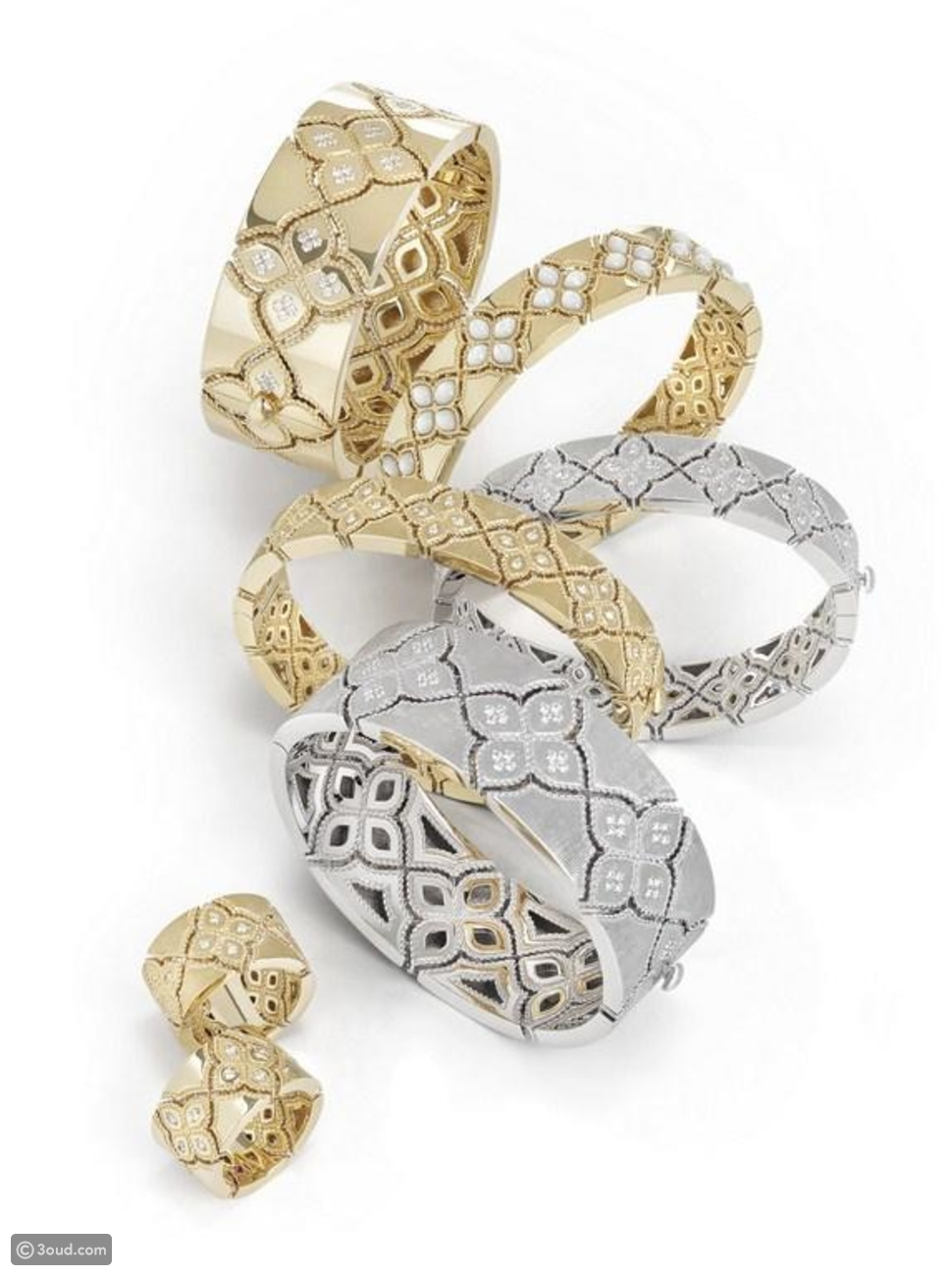 مجوهرات Venetian Princess قصّة خيالية من عالم روبيرتو كوين