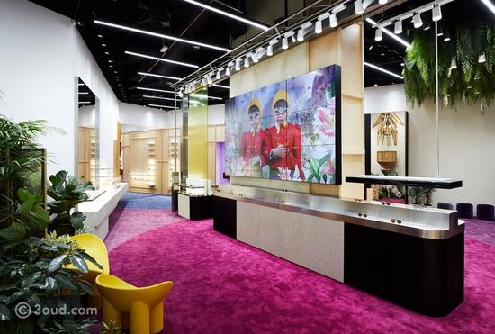 جنتل مونسترتفتتح أول متجرٍ لها في الشرق الأوسط