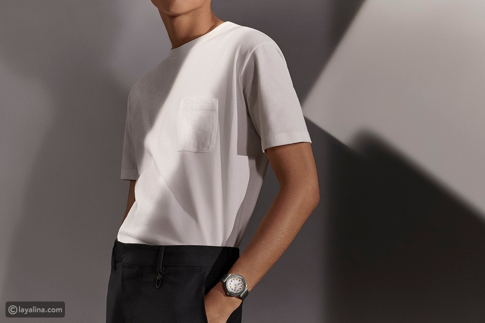 Louis Vuitton تطلق ساعتها Tambour Moon