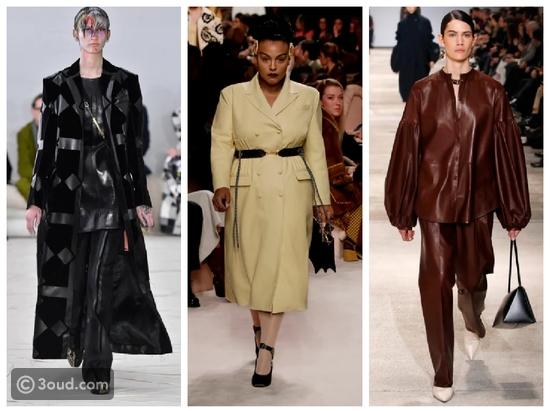 هذه التصميمات تشابهت في مجموعات أسبوع الموضة في ميلانو