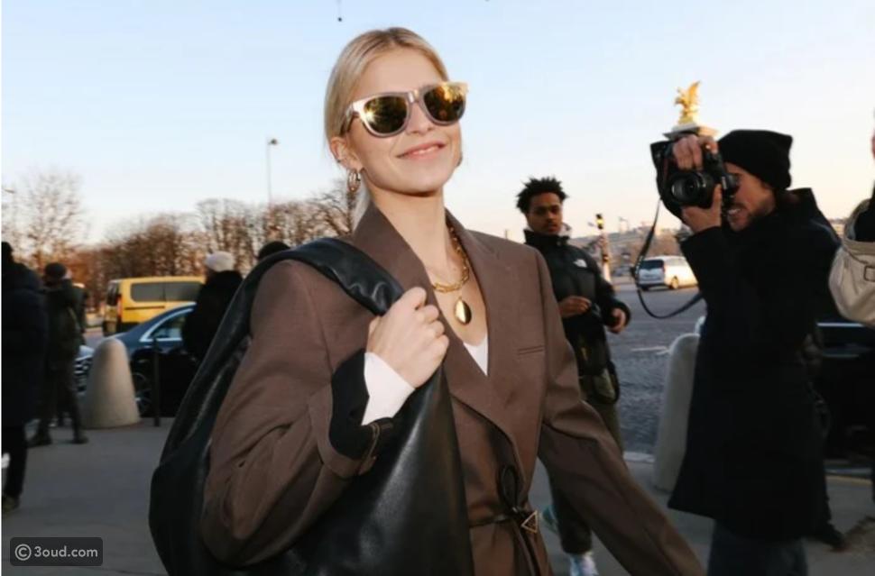 إطلالات الستريت ستايل في أسبوع الموضة الباريسي