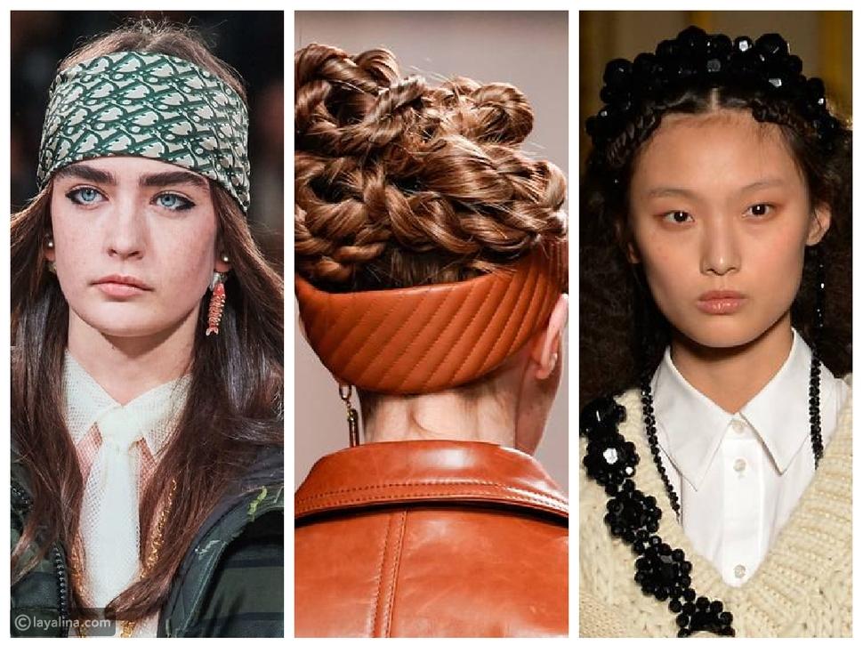 7 صيحات تجميلية من أسابيع الموضة المختلفة