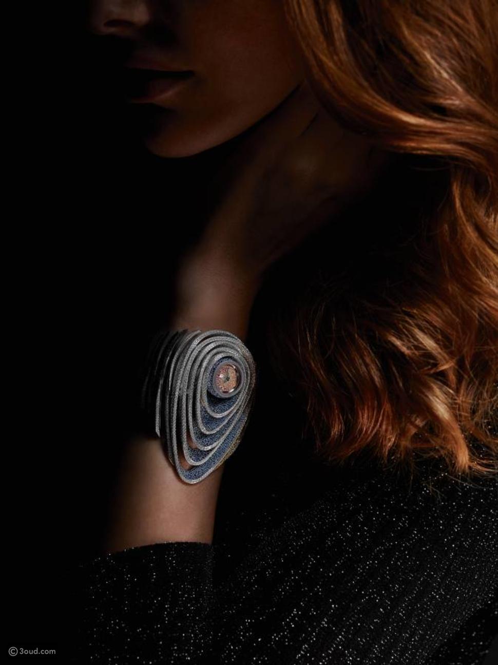 أروع المجوهرات الفاخرة من أوديمار بيغيه