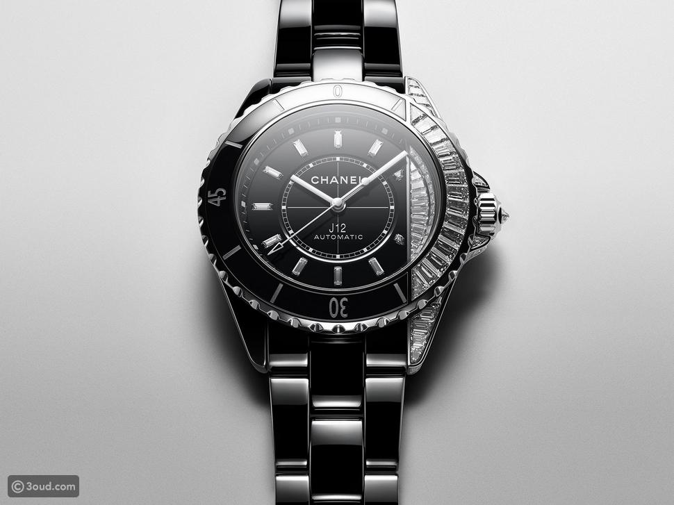 Chanel تطلق إصدار جديد من ساعتها J12