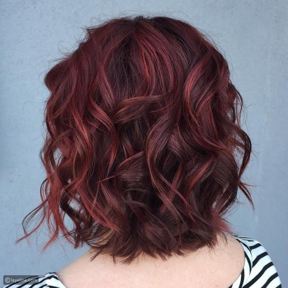 5 ألوان شعر رائجة في 2020