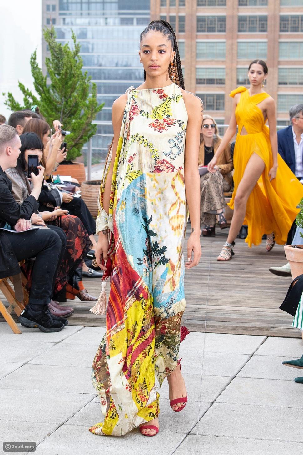 مجموعة أوسكار دي لارينتا لربيع وصيف 2019