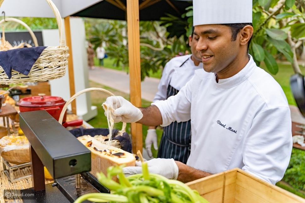 مهرجان دبي للتسوق يقدم تجارب مميزة للذواقة وعشاق الطعام