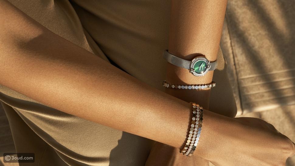 Bee my Love bracelets and Hortensia Eden watch