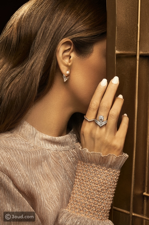 Chaumet Joséphine Earring And Rings
