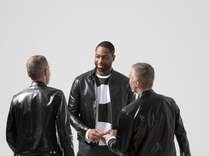 DSQUARED2 X DWYANE WADE capsule collection