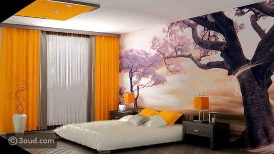 ورق جدران المنزل: الطرق المثالية لشرائه واختياره